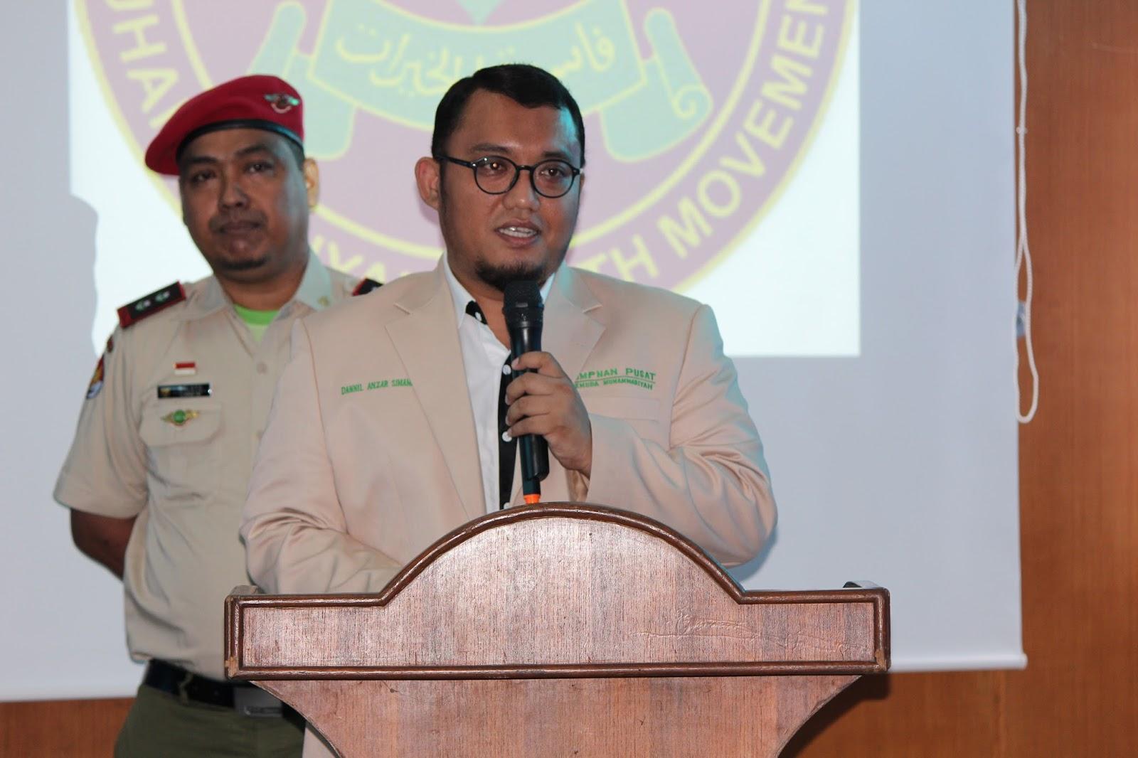 Pemuda Muhammadiyah Minta Indonesia Putuskan Hubungan Diplomatik Dengan Myanmar
