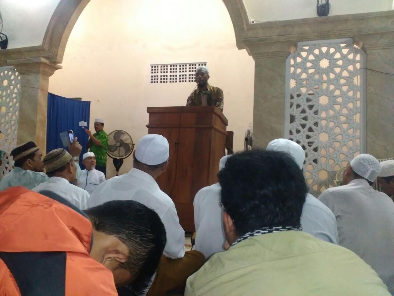 Dr Ahmed Abdul Malik: Al-Jamaah Kenikmatan Bagi Umat Islam