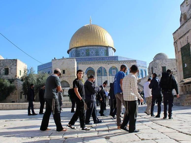 Serbu Al-Aqsha, Esktrimis Yahudi Serukan Agar Kuil Solomon Segera Dibangun
