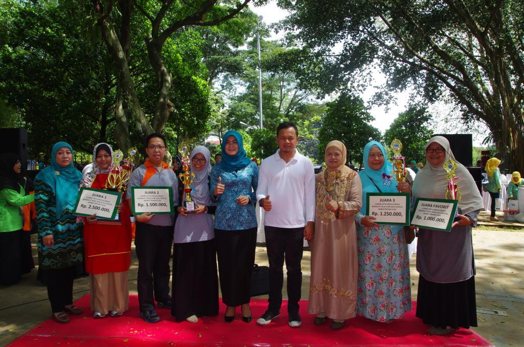 Gerakan B2SA-H Bukti Implementasi Bogor Kota Halal