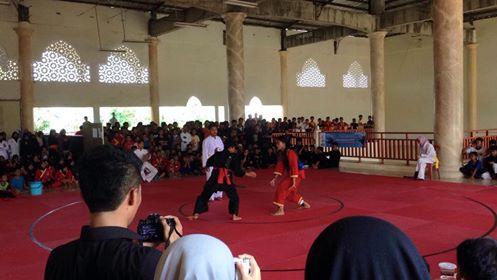 Pelatih Karate Al-fatah: Hafidz dan Cadar Tidak Menghalangi Untuk Ikut Beladiri