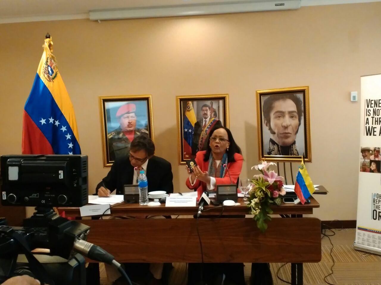Kalangan Anti-Maduro Dituding Sengaja Rusak Stabilitas Vanezuela