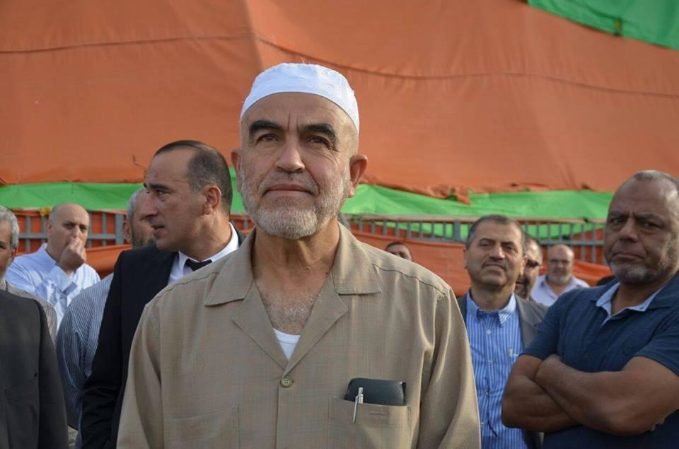 Syaikh Raed Shalah Mulai Jalani Kehidupan Sembilan Bulan di Penjara Israel