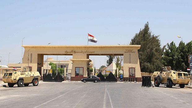 Mesir Tutup Lagi Perbatasan Rafah Setelah Dibuka Tiga Hari