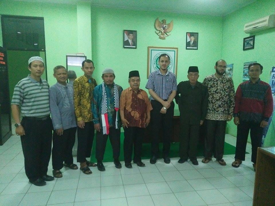 Intelektual Muda Palestina Minta Ulama Indonesia Berperan Aktif Bebaskan Aqsha