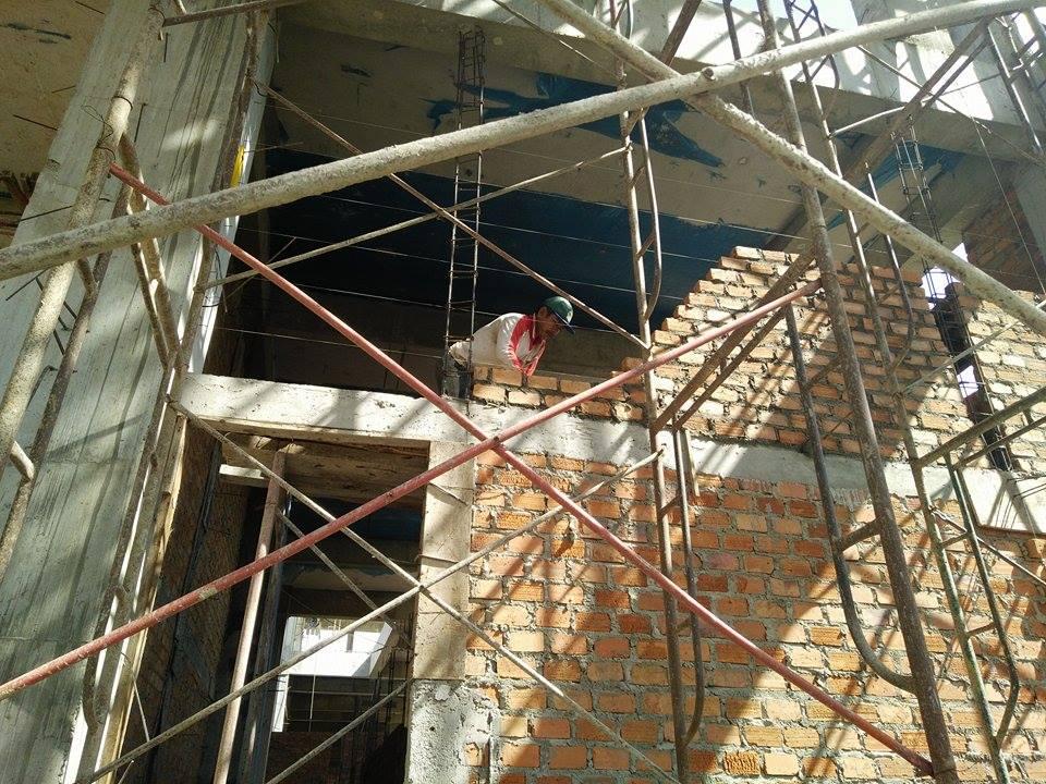 Terkendala Dana, Pembangunan Atap dan Kubah Masjid An-Nubuwwah Belum Terlaksana