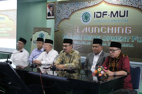 MUI Luncurkan Islamic Development Fund
