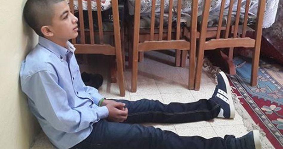 Israel Hukum 65 Anak Al-Quds  Sebagai Tahanan Rumah
