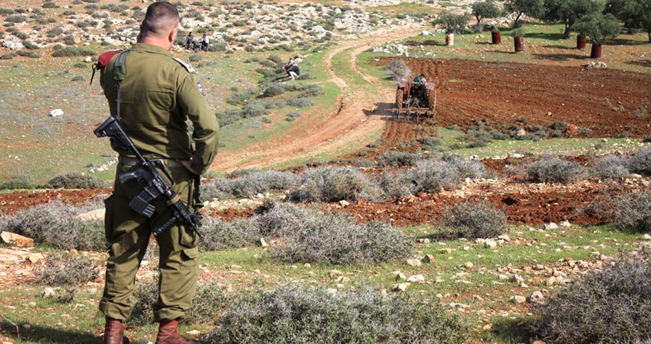 Zionis Ingin Sita Tanah Palestina Melalui UU Tata Kelola