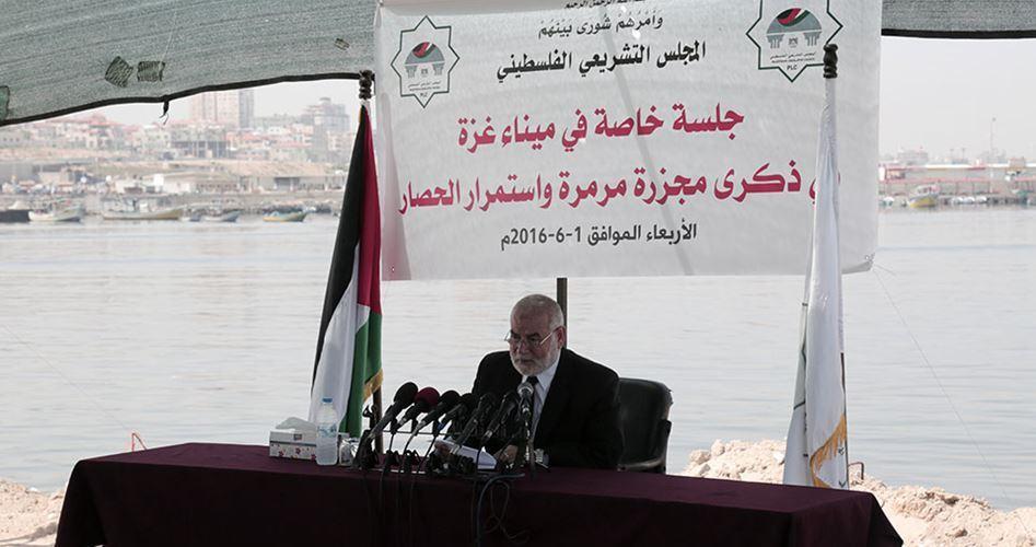 Parlemen Palestina Gelar Sidang di Pantai Gaza Peringati Freedom Flotilla