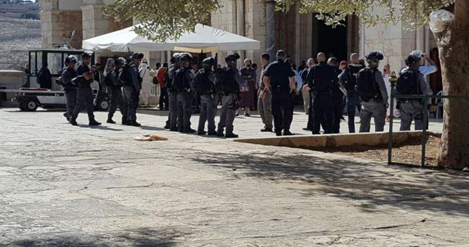 Hamas: Serbuan Israel ke Al-Aqsha Bahayakan Tempat Suci Palestina