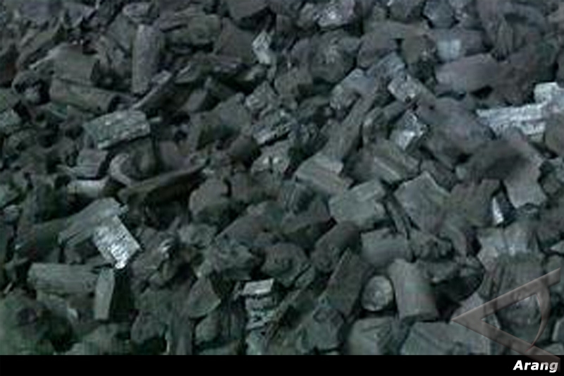 Arab Saudi Impor Arang Kayu Indonesia Senilai Rp 2,67 Miliar