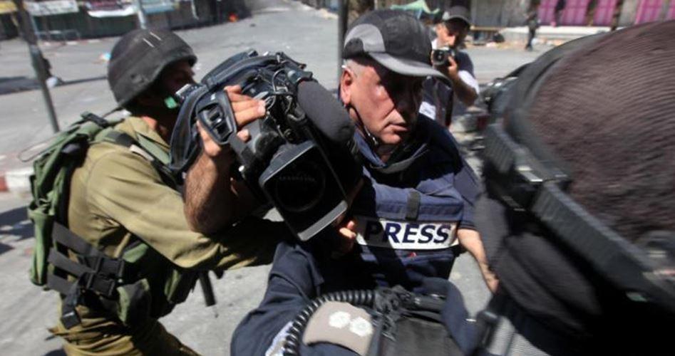 Israel Kembali Tangkap Dua Wartawan Palestina