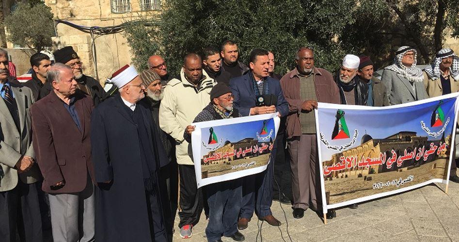 Israel Kembali Deportasi Aktivis Palestina dari Masjid Al-Aqsha