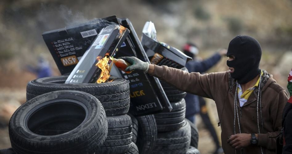 Laporan: Ada 85 Aksi Perlawanan Palestina selama Sepekan