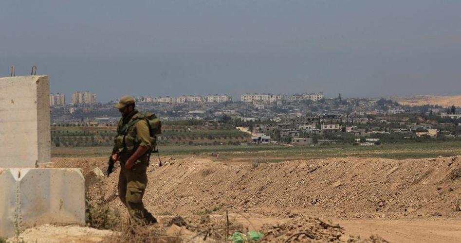 Israel Akan Bangun Tembok Beton Cegah Terowongan Dari Gaza