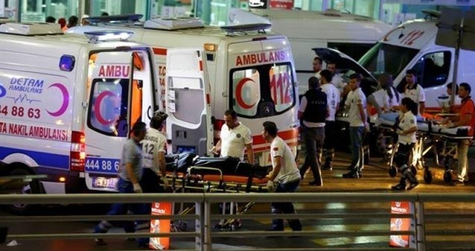 Hamas Kecam Peledakan di Istanbul