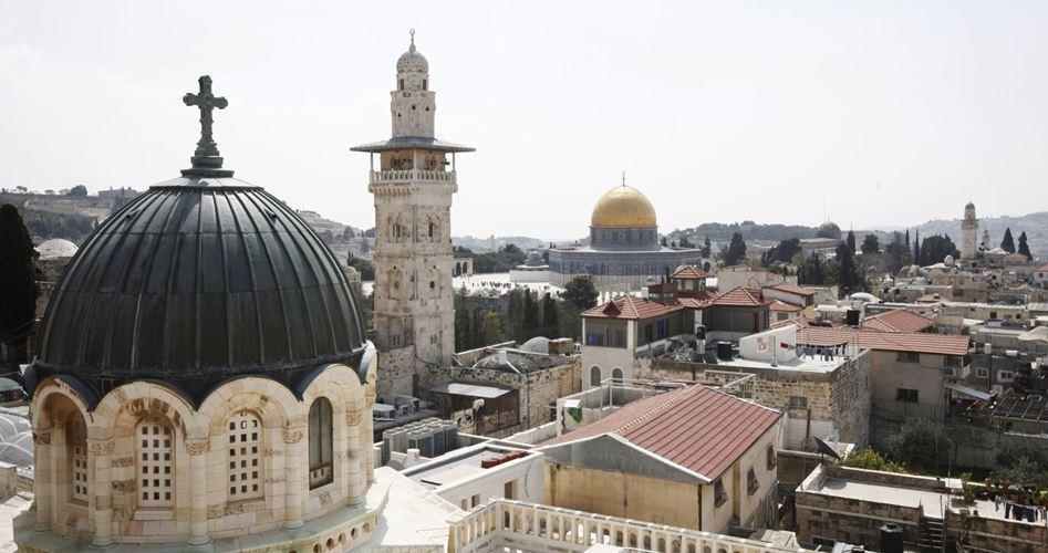 Perusahaan Israel Beli Hak Sewa Lahan Gereja di Al-Quds