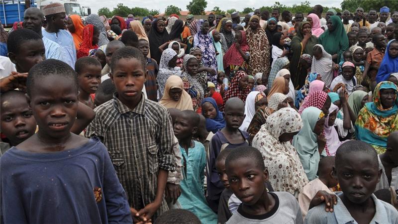 SMF: Hampir 200 Pengungsi Nigeria Mati Kelaparan