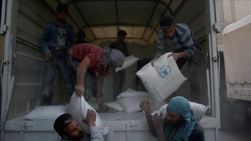 AS Desak PBB Kirim Bantuan ke Daerah Suriah Lewat Udara