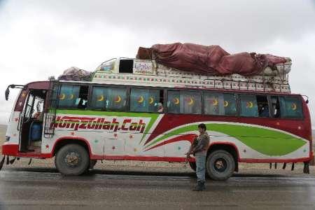 Taliban Culik 47 Penumpang Bus Afghanistan