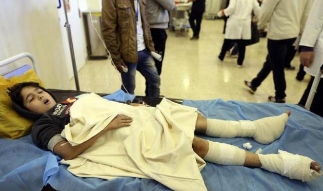 Rumah Sakit Anak di Libya Diambang Penutupan