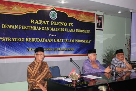 Din Syamsuddin: Ummat Islam Direndahkan Dalam Sektor-sektor Strategis