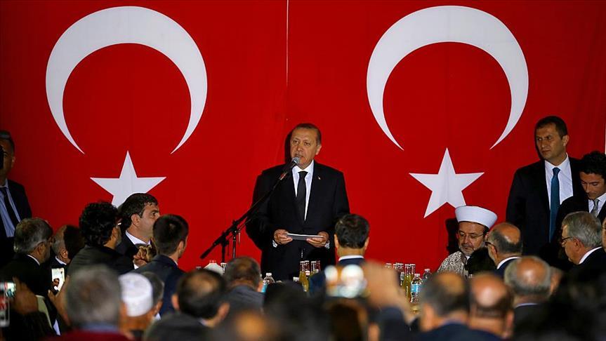 Erdogan: Assad Sebabkan Jutaan Penduduknya Mengungsi