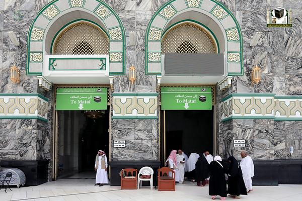 Saudi Buka 210 Gerbang di Masjidil Haram Bagi Para Jamaah