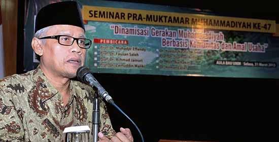 Muhammadiyah Tegaskan Dukung Kalender Islam Global