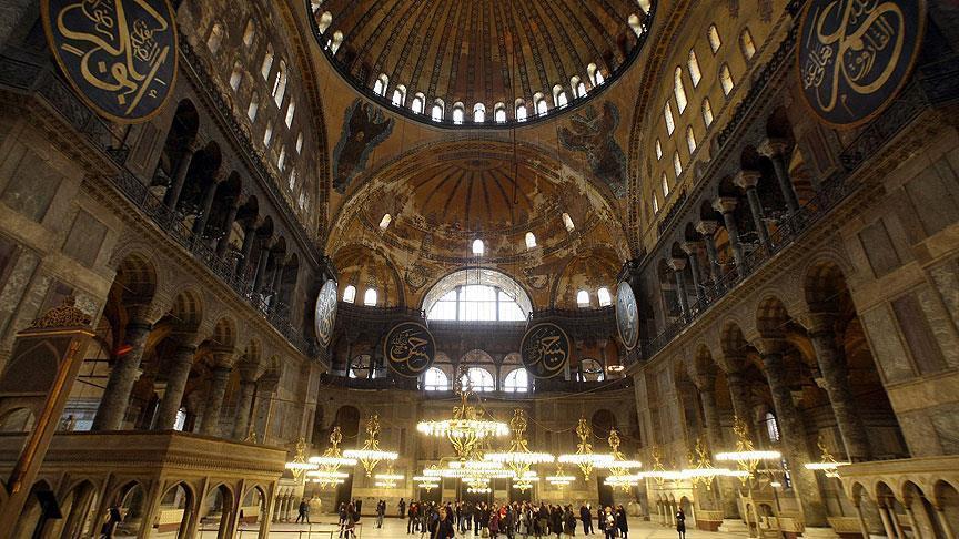 Survei : 73,3% Warga Turki Setuju Hagia Sophia Jadi Masjid