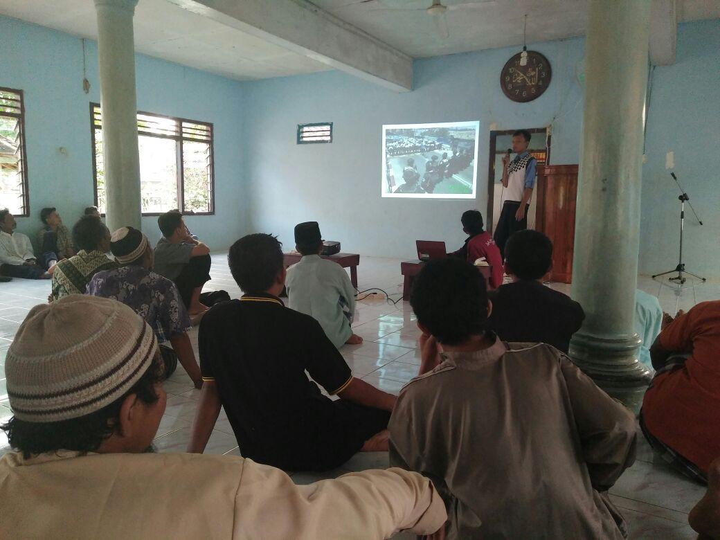 AWG Lampung Gelar Safari Aqsha Tour Kabupaten Se-Lampung