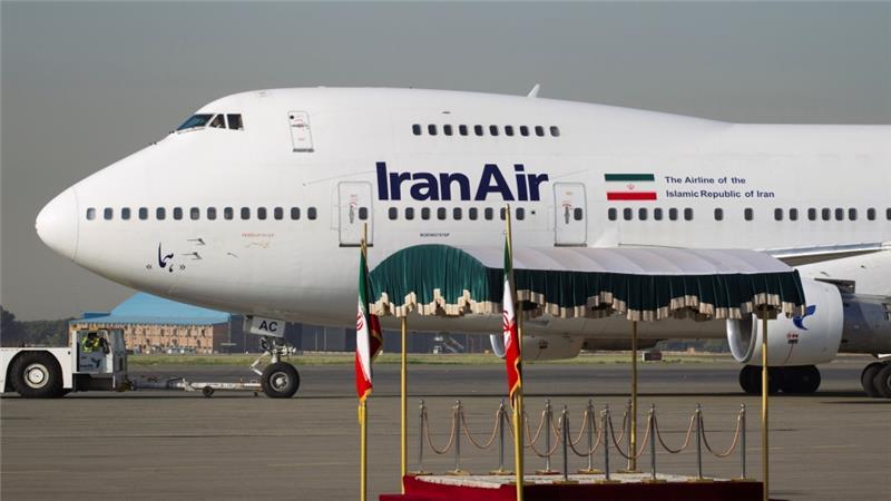Iran Capai Kesepakatan Beli 100 Pesawat Boeing Baru