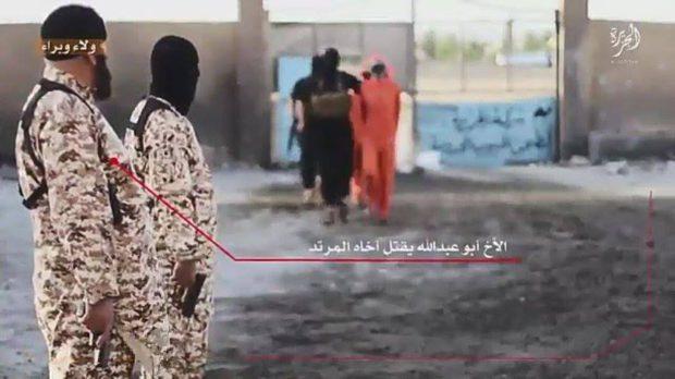 Anggota ISIS Eksekusi Saudara Kandungnya Karena Murtad