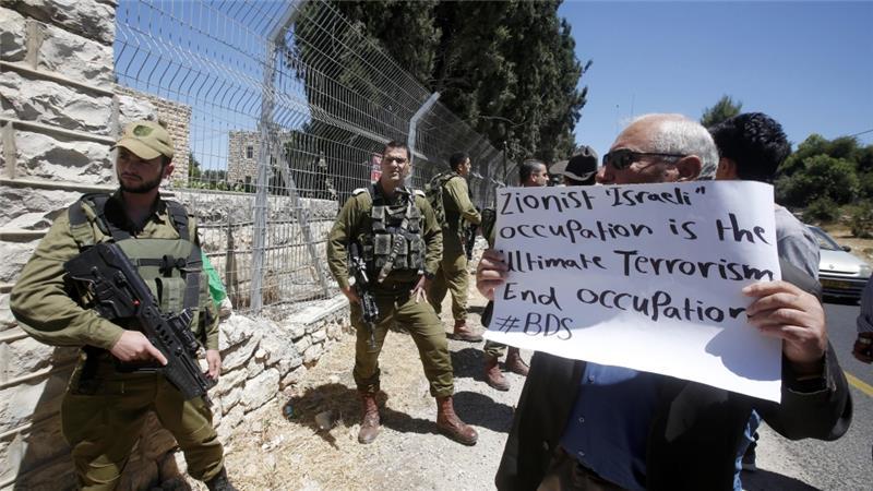 """UU Anti-Teror Israel """"Berbahaya"""" dan """"Anti-Arab"""""""