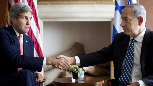 Netanyahu-Kerry Akan Bertemu di Roma Bahas Palestina