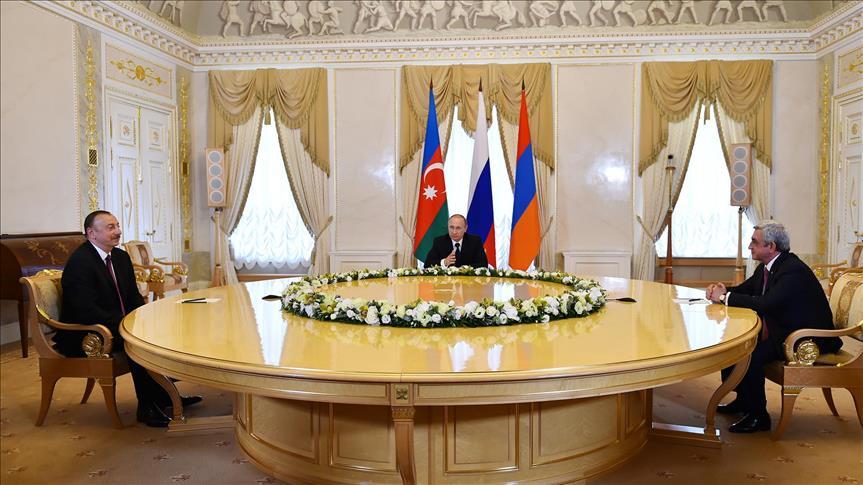 Azerbaijan-Armenia Sepakati Masalah Karabakh yang Diduduki
