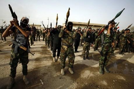 Komandan Milisi Syiah Siap Kirim Pasukan Tambahan ke Fallujah Irak