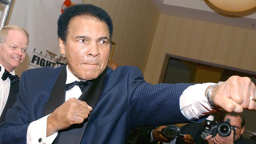 Presiden Turki Telepon Istri Muhammad Ali Ucapkan Belasungkawa