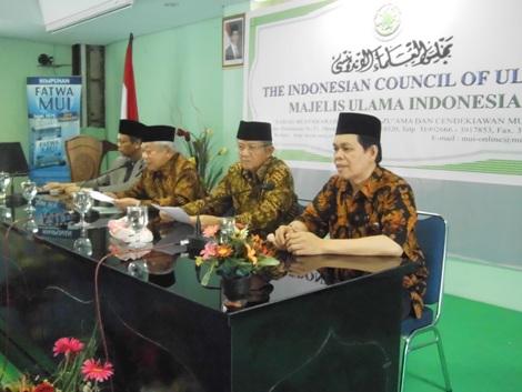 Ketua Umum MUI : Ulama Wajib Sampaikan Isi Surah Al-Maidah Ayat 51 Kepada Ummat Islam