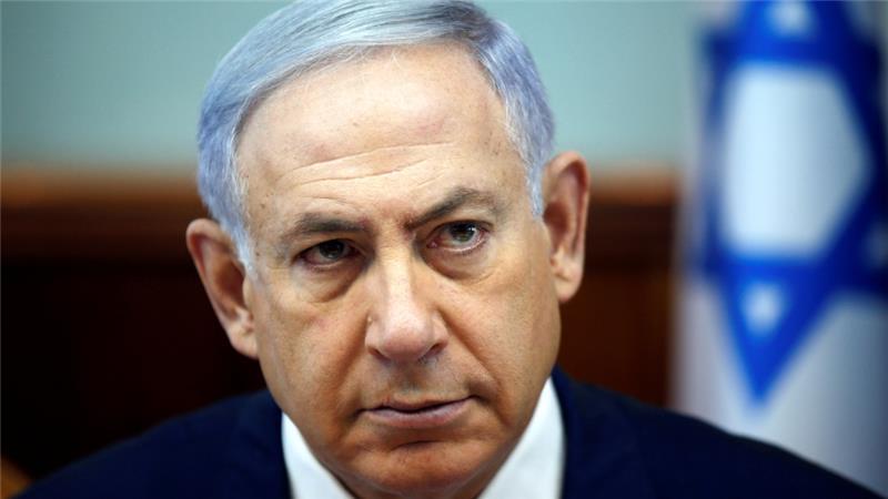 Netanyahu Terbang ke Roma Untuk Cegah Kritik Dunia