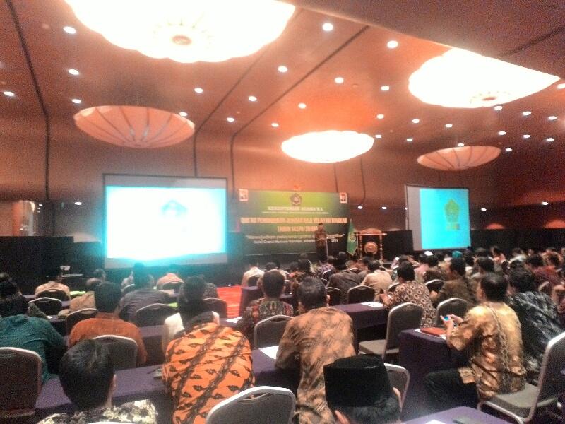 Kemenag Undi Penempatan Pemondokan Jamaah Haji Indonesia 2016