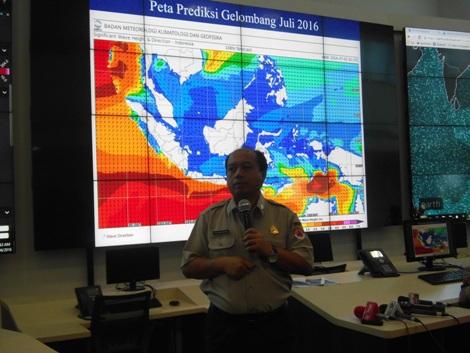 Mudik Lebaran: BNPB Prediksi Potensi Banjir-Longsor Tinggi