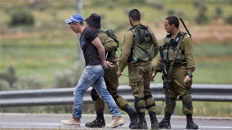 Israel Tahan Ratusan Warga Palestina Selama Ramadhan