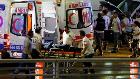 Bom Guncang Bandara Ataturk Turki, 31 Tewas, 147 Terluka