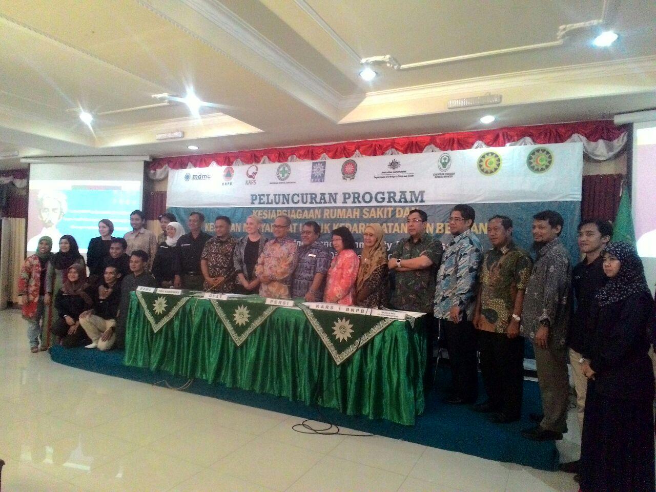 Muhammadiyah Bangun Gerakan Rumah Sakit Aman