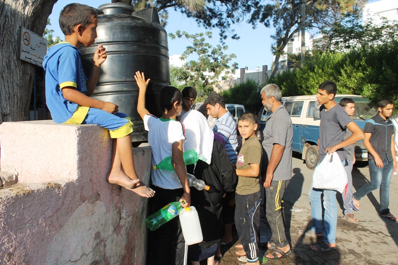 Israel Potong Pasokan Air di Bulan Ramadhan untuk Warga Palestina di Salfit