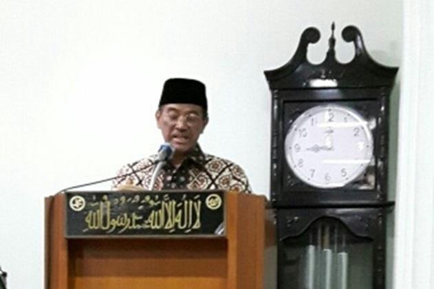 Dubes RI Ajak Umat Muslim Indonesia di Thailand Meningkatkan Kebajikan