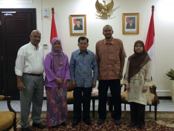 Wapres RI Dukung Pembangunan RS Indonesia di Myanmar