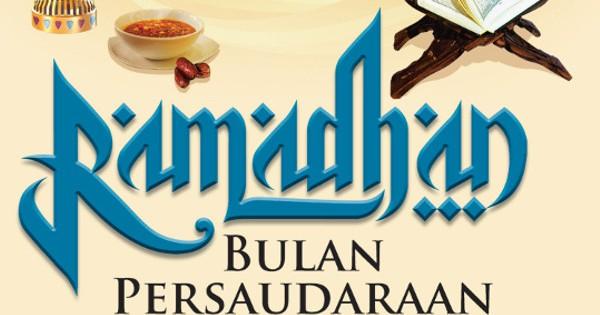 Dua Kenikmatan Besar di Bulan Ramadhan